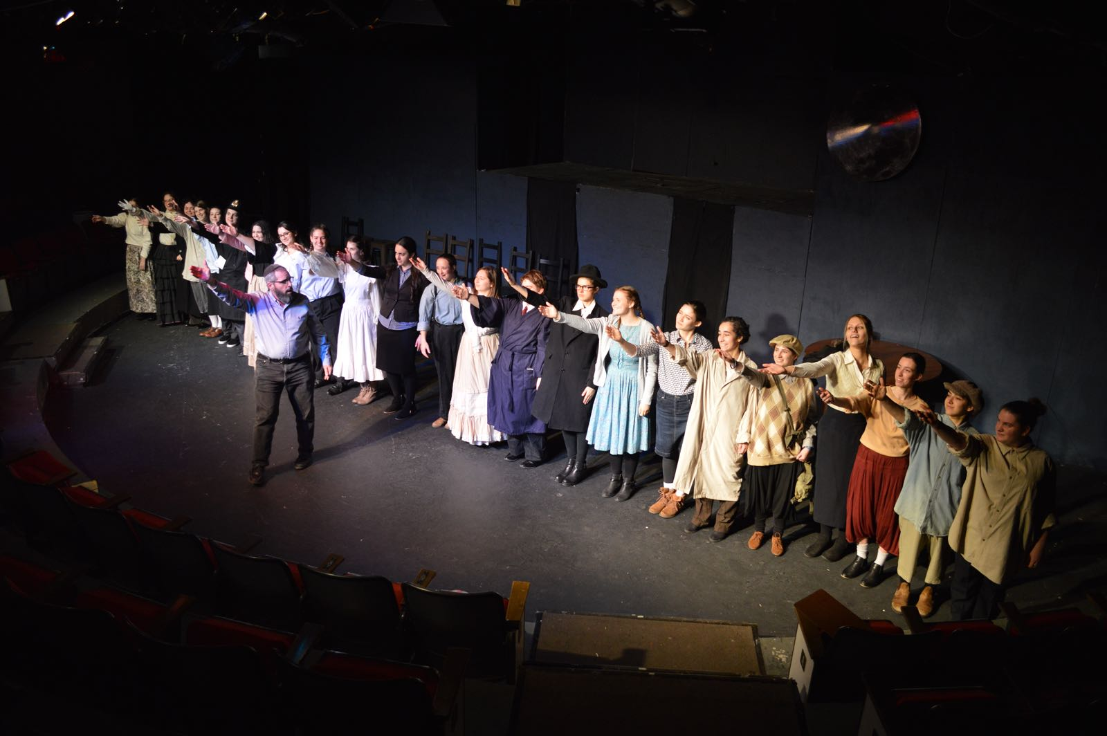 SCDS to Receive Academic Credit for Fall Production